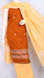 Handloom Bomkai Cotton Dress Material