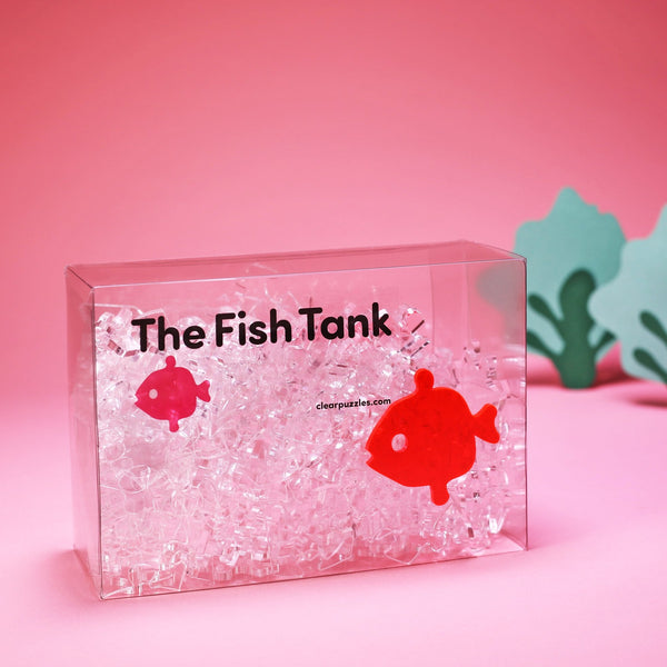 The Fish Tank - clear jigsaw