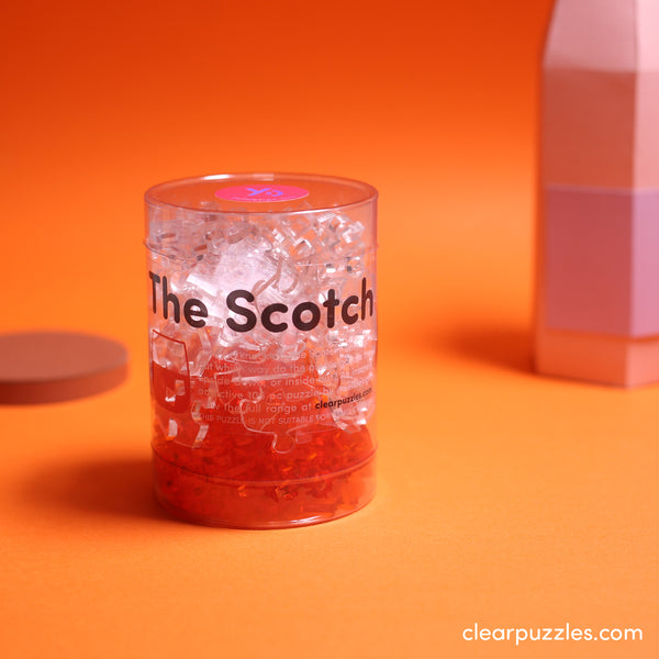 The Scotch - clear jigsaw