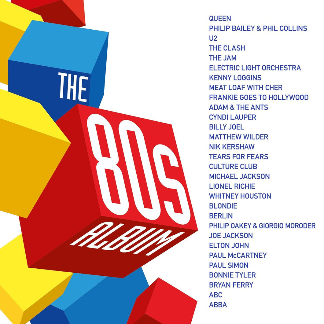 Various Artists - The 80's Album