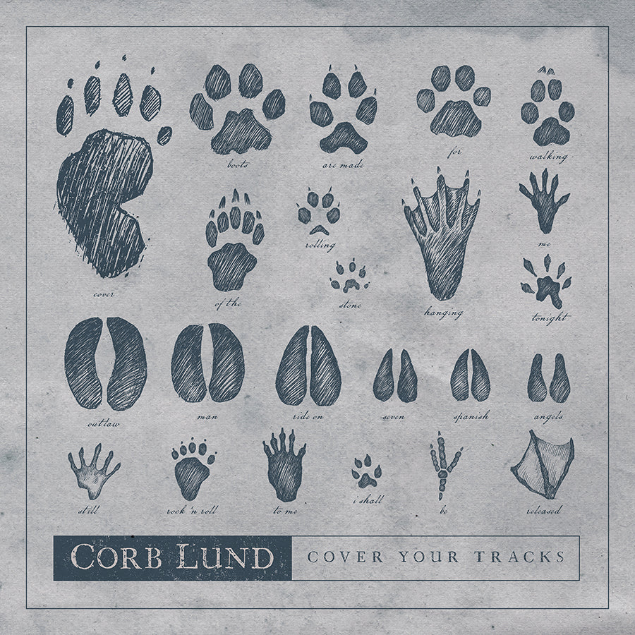 Corb Lund - Cover Your Tracks