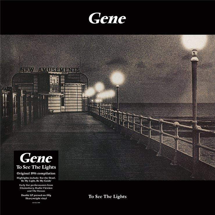 Gene - To See the Lights (Indies Exclusive Clear Vinyl) Reissue