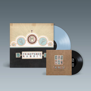 Frightened Rabbit - The Winter of Mixed Drinks (10th Anniversary) LP + 7""