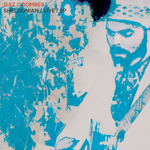 "Gaz Coombes ‎– Sheldonian / Live / EP [Ltd Turquoise 12""]"