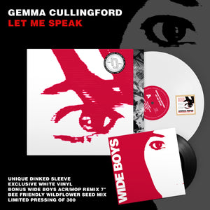 Gemma Cullingford (Sink Ya Teeth) - Let Me Speak Dinked Edition No. 115