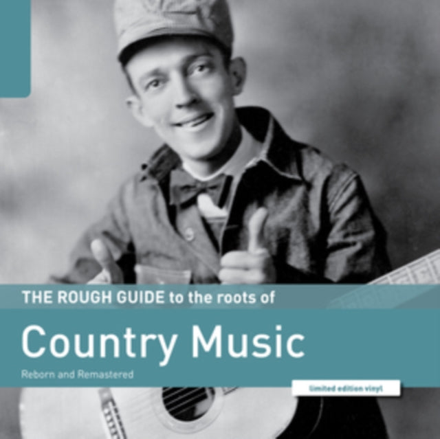 Various : Rough Guide - Country Music LP