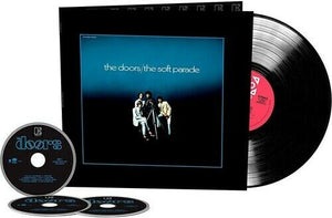 The Doors - The Soft Parade 50th Anniversary 3CD+1LP