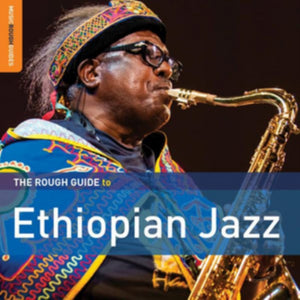 Various : Rough Guide - Ethiopian Jazz LP