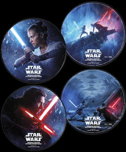 John Williams: Star Wars - Rise of Skywalker 2LP Picture Disc