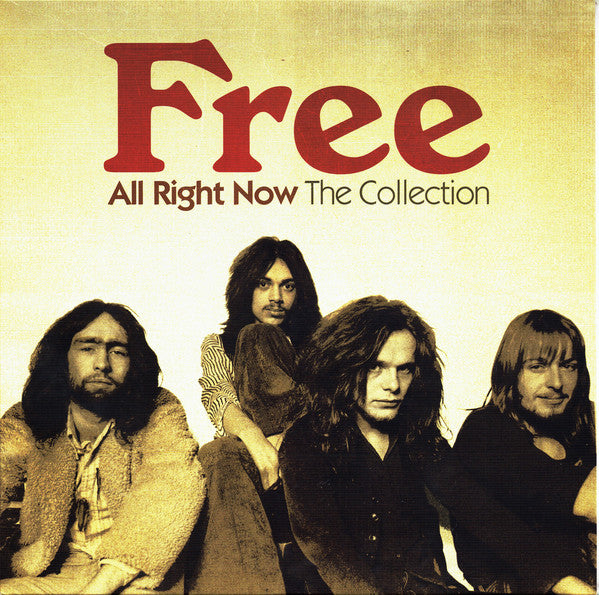 Free - All Right Now : The Collection LP