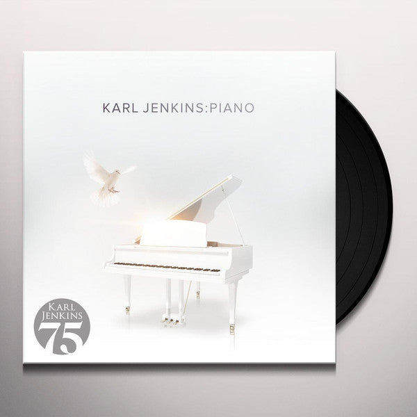 Karl Jenkins - Piano LP
