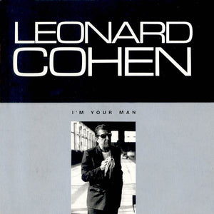Leonard Cohen - I'm Your Man LP