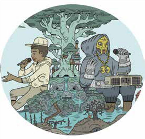 MF DOOM & Bishop Nehru - Nehruviandoom (Reissue) Picture Disc LP
