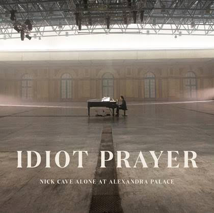Nick Cave - Idiot Prayer : Live alone at Alexandra Palace