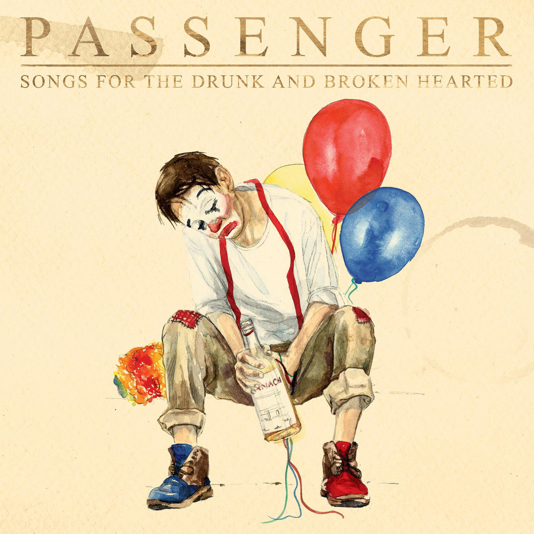 Passenger - 'Songs For The Drunk and Brokenhearted'