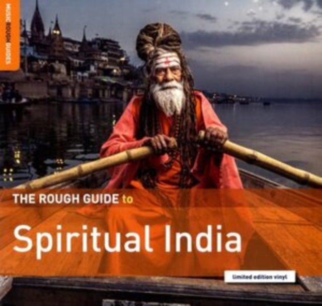Various : Rough Guide - Spiritual India LP