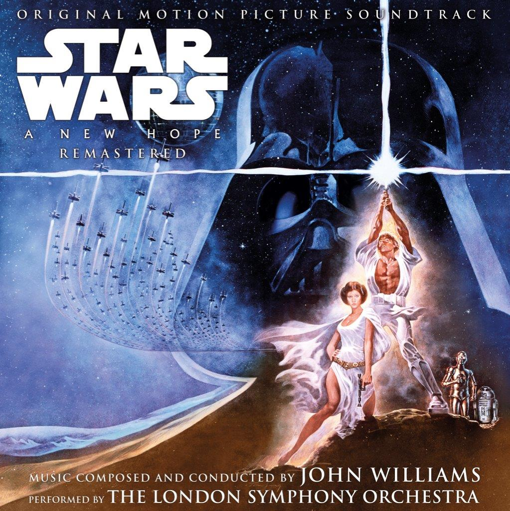 John Williams - Star Wars : A New Hope 2020 Reissue