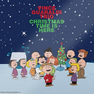 "Vince Guaraldi Trio - Christmas Time Is Here [Limited Green 7""]"