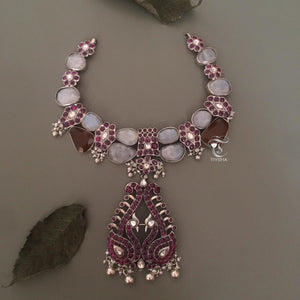 Eva Chandrakantha Necklace