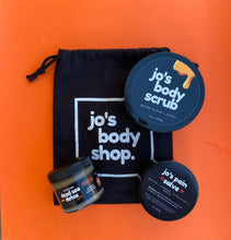 Load image into Gallery viewer, Jo's Body Shop Essentials