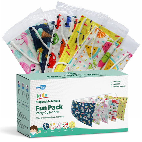 WeCare Kids Adorable Party Pack