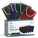 WeCare Kids Assorted Jewel Tone Collection