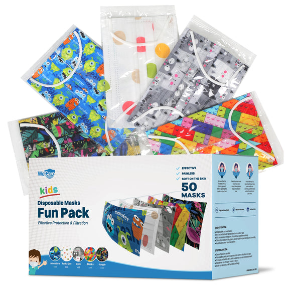 WeCare Kids Adorable Fun Pack