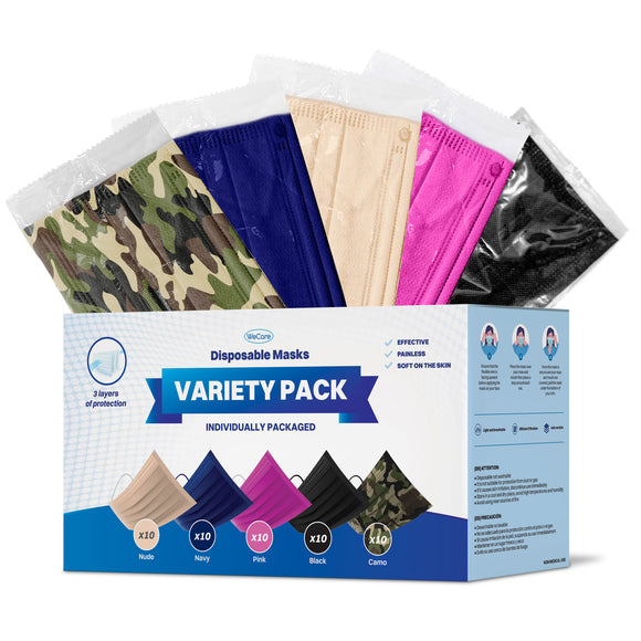 WeCare Variety Color Pack