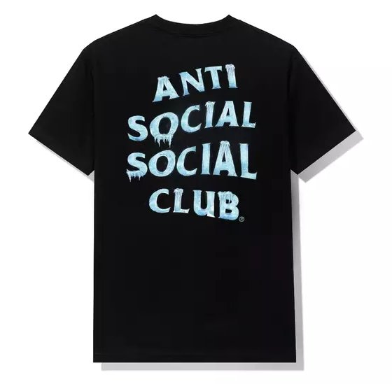 Anti Social Social Club Cold Sweats Tee - HypeMarket