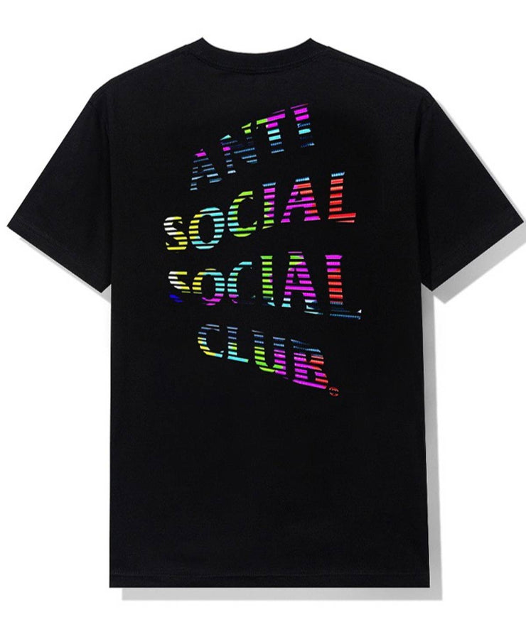 Anti Social Social Club Fuzzy Connection Tee (Members Exclusive) - HypeMarket