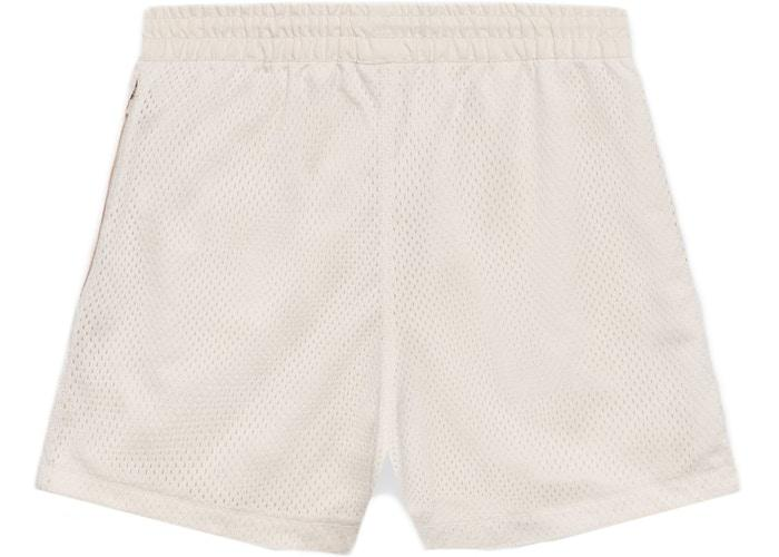 FEAR OF GOD x Nike Basketball Shorts Light Cream - HypeMarket