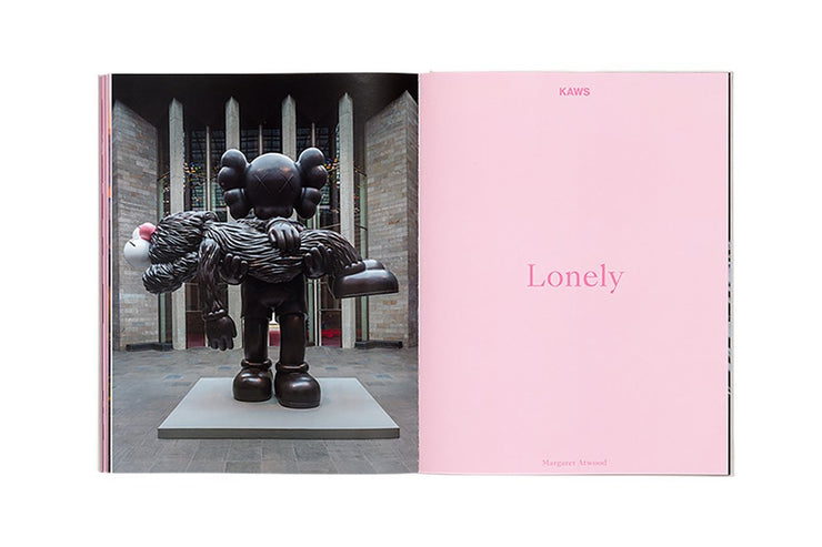 KAWS: COMPANIONSHIP IN THE AGE OF LONELINESS BOOK - HypeMarket