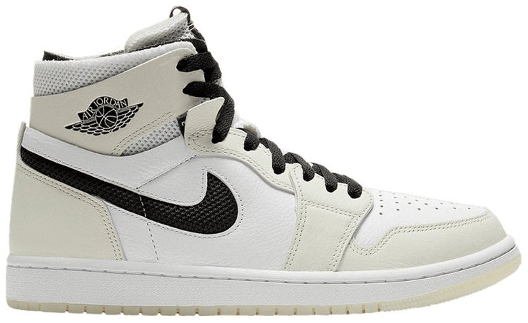Nike Air Jordan 1 High Zoom Comfort Womens 'Light Bone' - HypeMarket