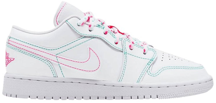 Nike Air Jordan 1 Low GS 'Aurora Green' - HypeMarket