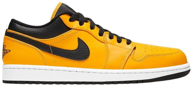 Nike Air Jordan 1 Low 'University Gold Black' - HypeMarket
