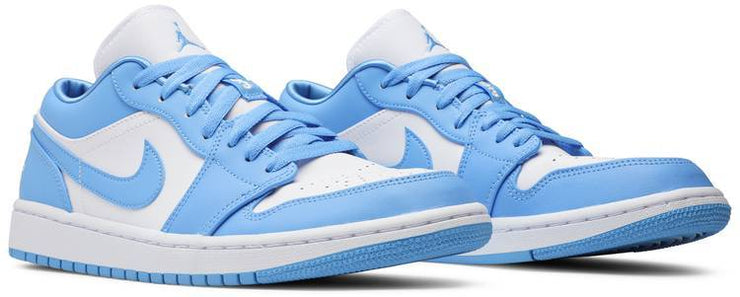 Nike Air Jordan 1 Low Womens 'UNC' - HypeMarket