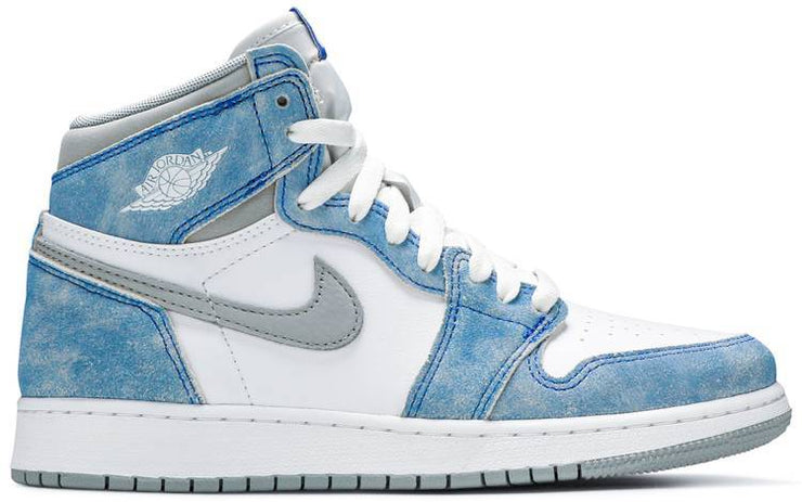 Nike Air Jordan 1 Retro High OG GS 'Hyper Royal' - HypeMarket