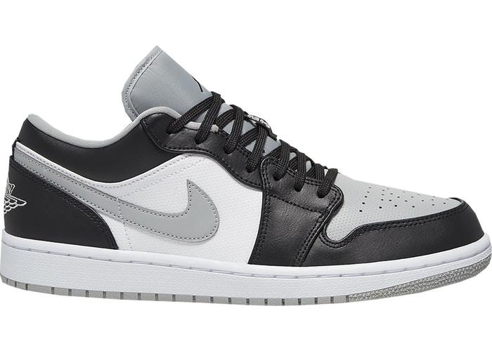Nike Air Jordan 1 Retro Low GS 'Shadow' - HypeMarket
