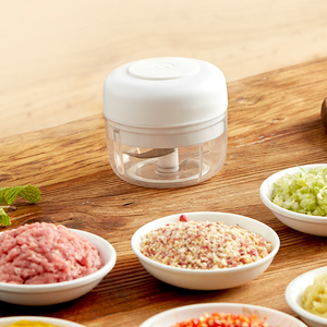 Mini Electric Food Chopper-Buy any 2 Free shipping