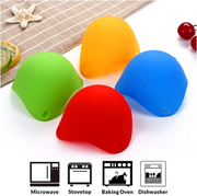 Silicone Egg Poacher (Set of 4 PCS)