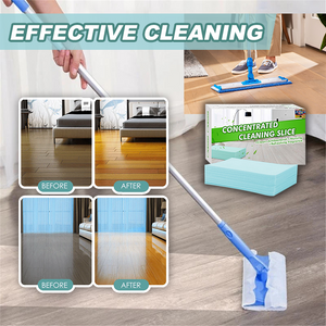 Self-dissolve Cleaning Paper