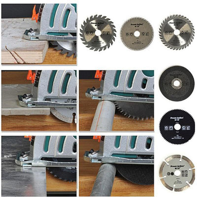 🎄Christmas gift🎄Black Friday Sale 50% OFF! Multifunctional circular saw and blade