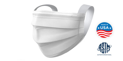 Surgical Mask - ASTM Level 1, 2, or 3 - Made in USA