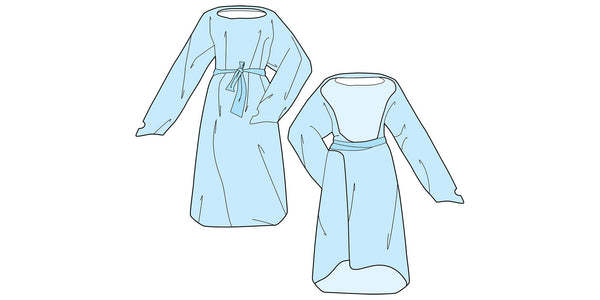 CPE Gown - Personal Protective Equipment