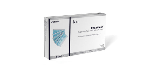 Disposable Face Mask - Personal Protective Equipment