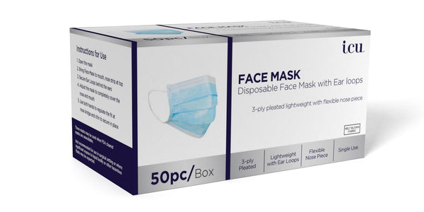 Face Mask - Pro - Personal Protective Equipment