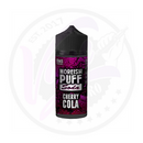 Moreish Puff Soda - Cherry Cola 100ml shortfill