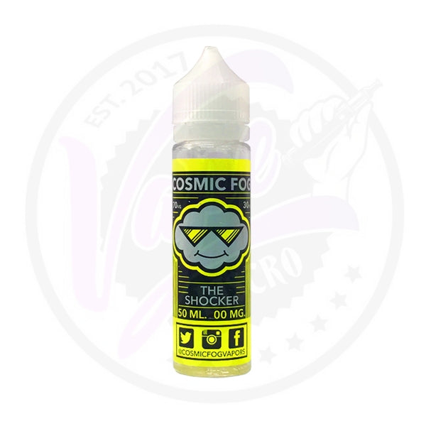 Cosmic Fog - The Shocker - 50ml Shortfill