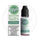 Fifty50 Nic Salt - Ice Menthol - 18mg - 10ml
