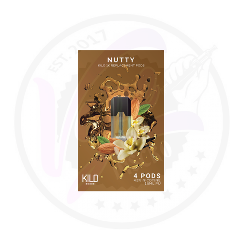 Kilo 1K Pods - Nutty - 20mg/ml